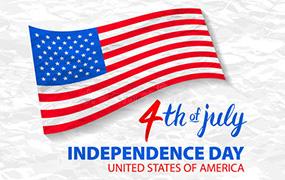 7月4日美国国庆节