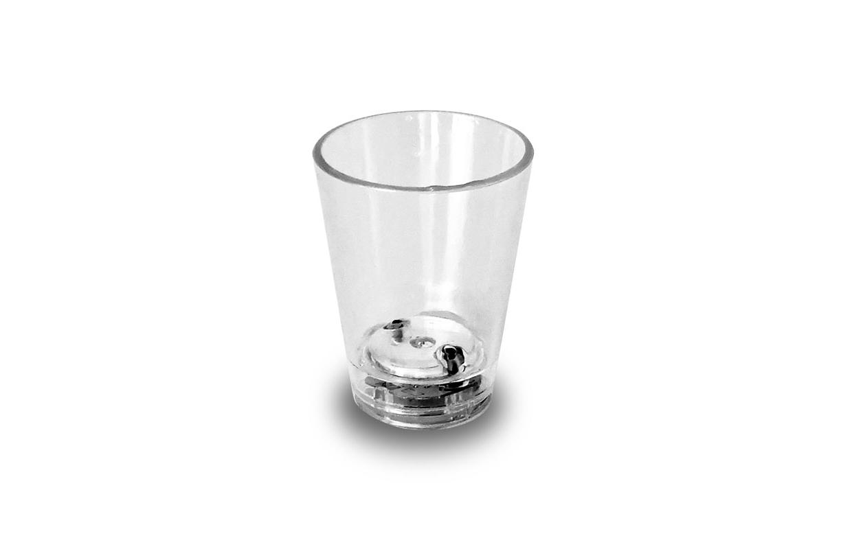 LED创意水触发闪光小酒杯