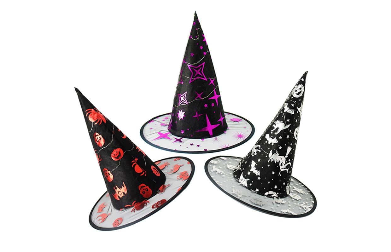 12灯闪光巫婆帽