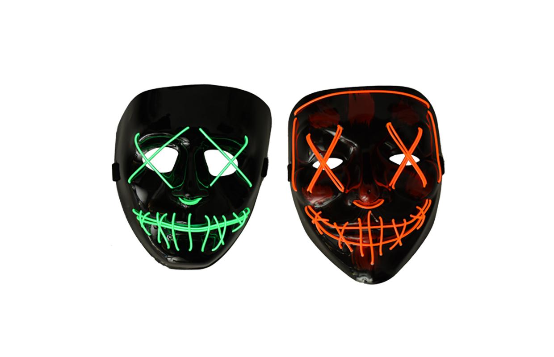 EL冷光线面具