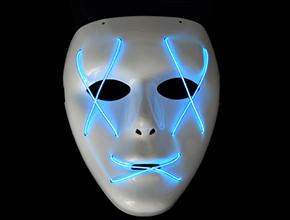 EL冷光线面具 3-1